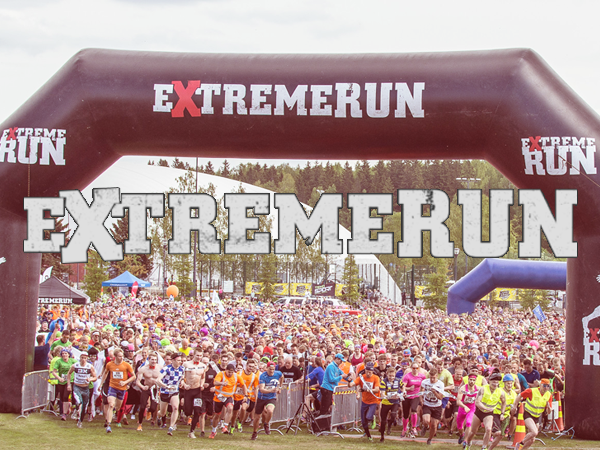 Solmio POS system was able to keep up with ExtremeRun all around Finland